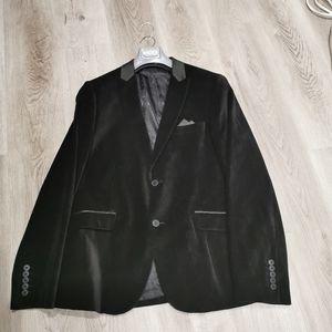 Mexx metropolitan black velvet tuxedo